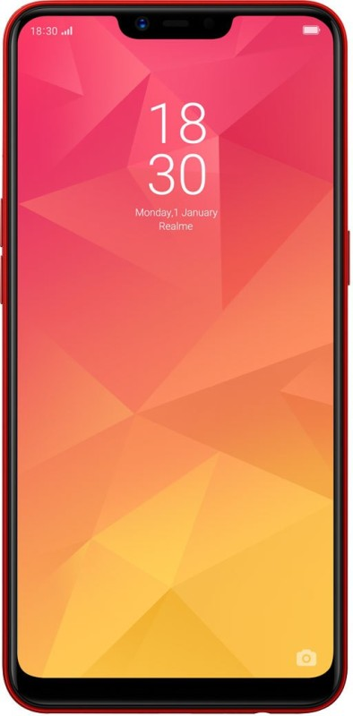 Realme 2 32 GB 3 GB RAM Diamond Red